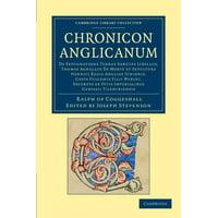 Chronicon Anglicanum