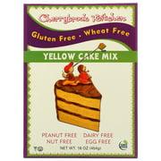Cherrybrook Kitchen Cake Mix, Yellow, 16 Oz