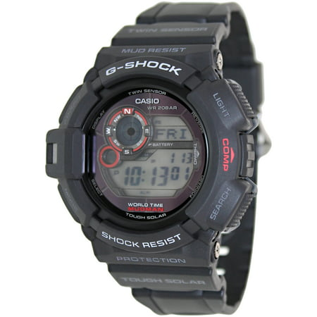 Casio Scorpion G9300-1 Wristwatch with Altimeter, Barometer and Thermometer