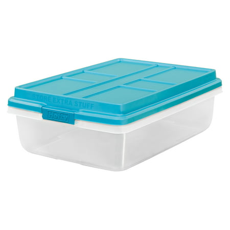 Hefty® HI-RISE™ 40-Quart Storage Bin