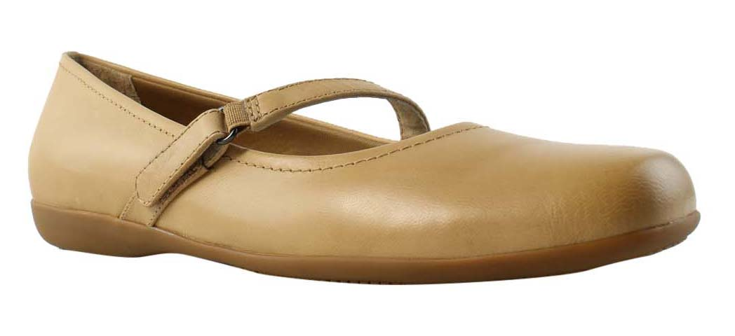 Trotters Womens Bisque Mary Janes Flats Size 10 New by Trotters