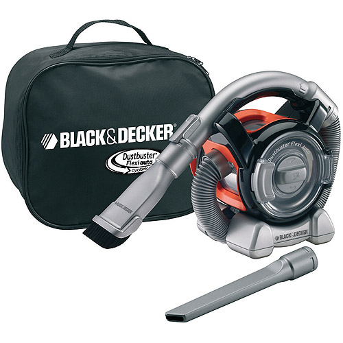 Black and Decker 12V DustBster Flex Auto Vacuum, PAD1200