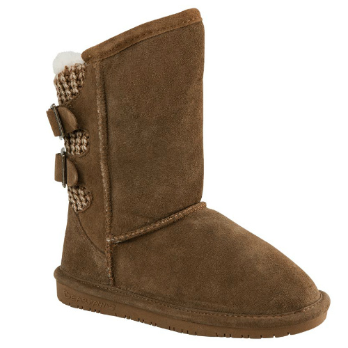 Bearpaw Boshie Hickory 1 Girls Boshie by Bearpaw
