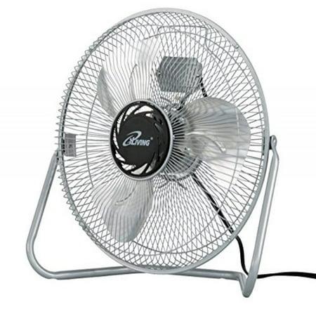 iLIVING 12 Inch Industral Grade 3 Speed High Velocity Floor Fan - image 1 de 1
