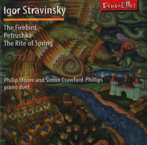 Igor Stravinsky - Stravinsky: The Firebird; Petrushka; the Rite of Spring [CD]