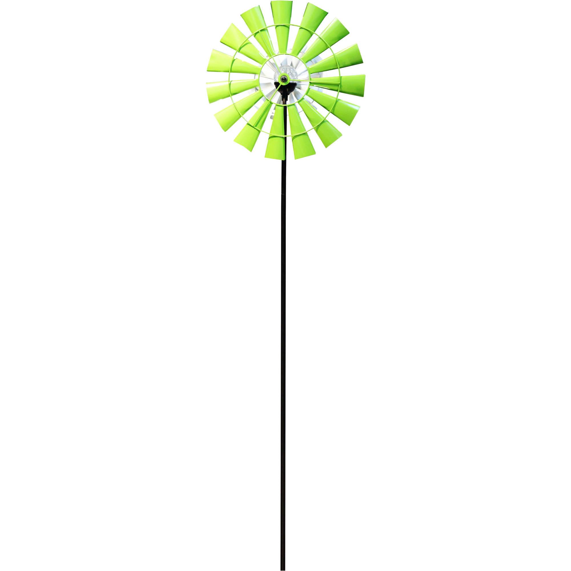 "68"" Solar Windmill by Alpine Corporation"