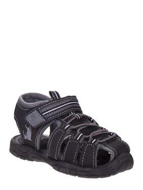 Rugged Bear Caged Sport Sandals (Toddler Boys)