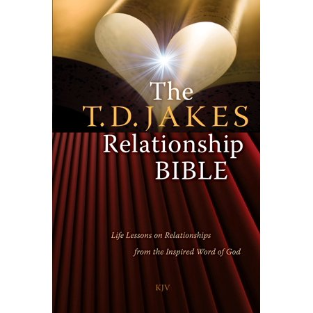 The T.D. Jakes Relationship Bible : Life Lessons on Relationships from the Inspired Word of - Lessons On The History Of Halloween