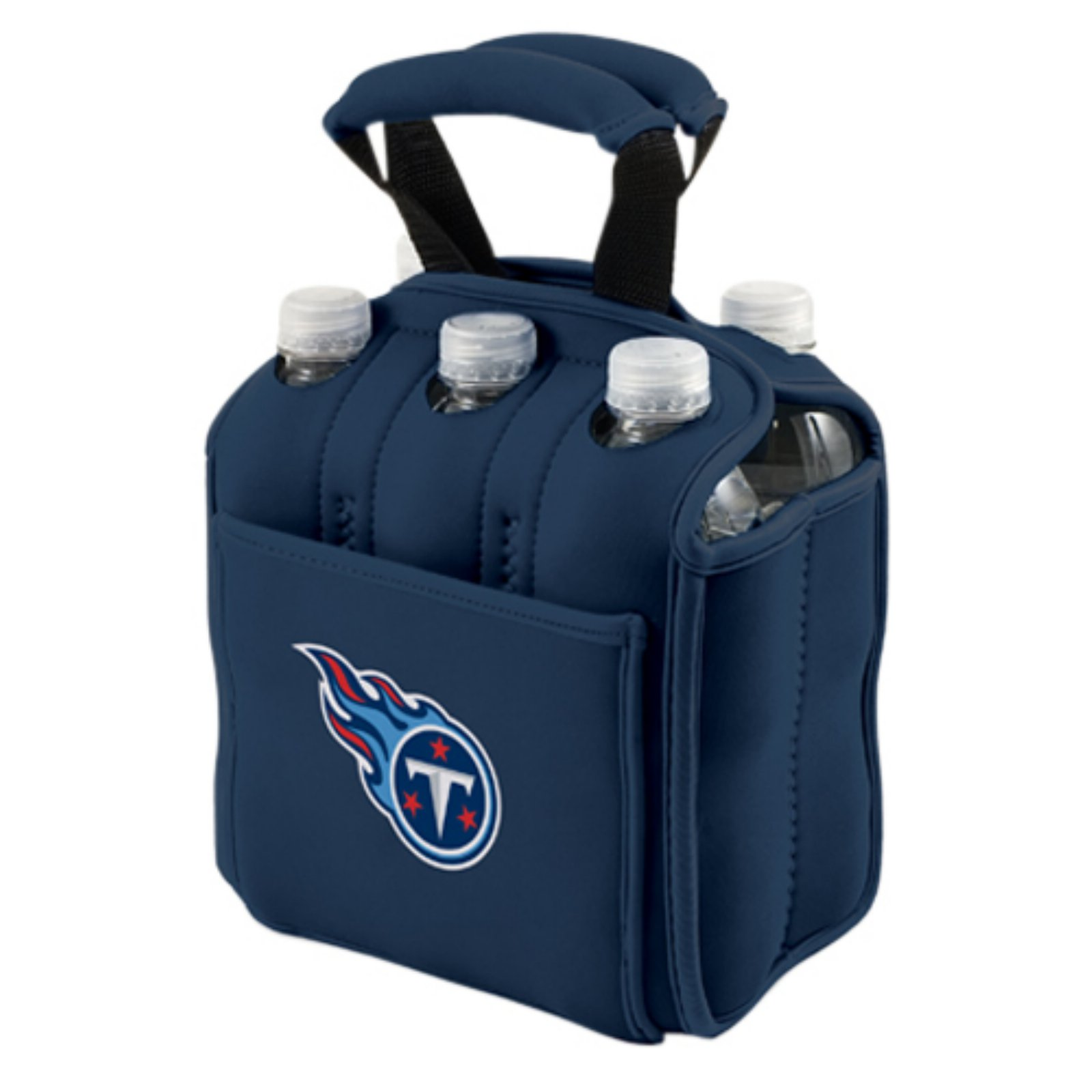 Picnic Time Six Pack, Navy Tennessee Titans Digital Print