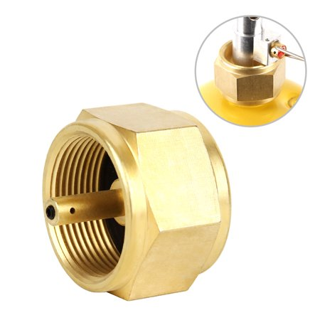 - Specialized MAPP Gas Adapter Stove Connector Gas Tank Adapter Camping Stove Converter