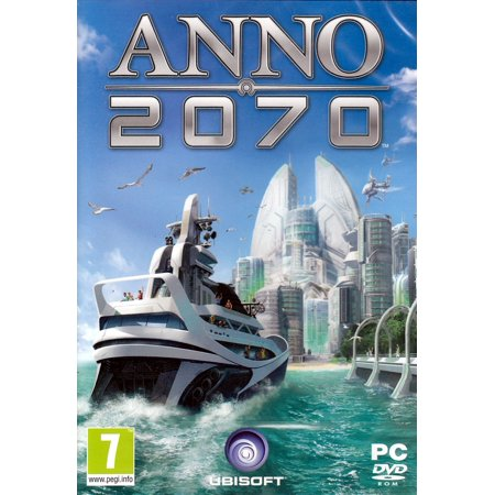 Anno 2070 (PC Game) Time to Create the Future. Technology & Research are the Key to