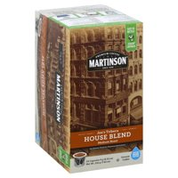 Martinson Coffee House Blend, RealCup Portion Pack For Keurig Brewers, 24 Count