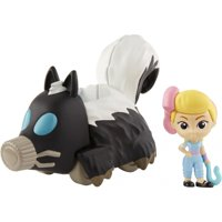 Disney Pixar Toy Story Mini Bo Peep & Stinkmobile Set