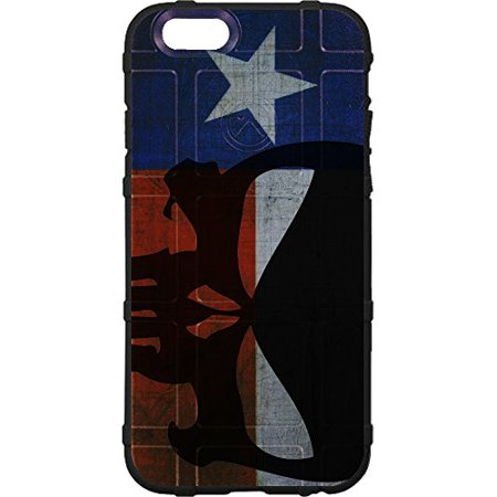 the best attitude b48cb bae91 LIMITED EDITION - Authentic Made in U.S.A. Magpul Industries Field Case for  Apple iPhone 5,5s and iPhone SE Weathered Texas State Flag, Punisher ...