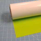 """Lime Siser Easyweed 15"""" x 10' (feet) Iron on Heat Transfer Vinyl Roll HTV"""