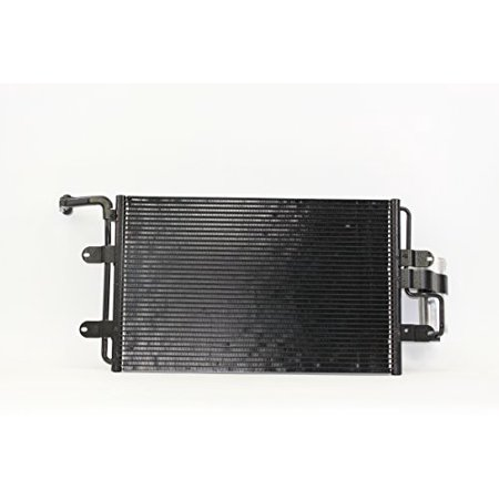 A-C Condenser - Pacific Best Inc For/Fit 4933 99-06 Volkswagen VW Jetta Golf/GTI 00-06 Audi TT Coupe/Roadster 98-05 Beetle 2.0L