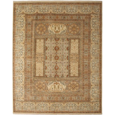 Solo Rugs One-of-a-kind Savannah Hand-knotted Area Rug 8' x 10'