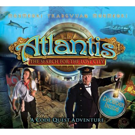 Atlantis:the Search for the Lost City (Party City Search)