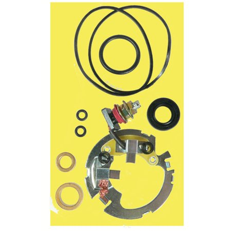 NEW DB Electrical SMU9102 Starter Repair Kit for Arctic Cat ATV 250 300 2X4 4X4 /Honda ATV TRX250 TRX300 TRX400 TRX450 TRX500 /Kawasaki ATV KLF400 KVF400 2X4 4X4 /Suzuki ATV Quadrunner LT-4WD LT-F-160 ()