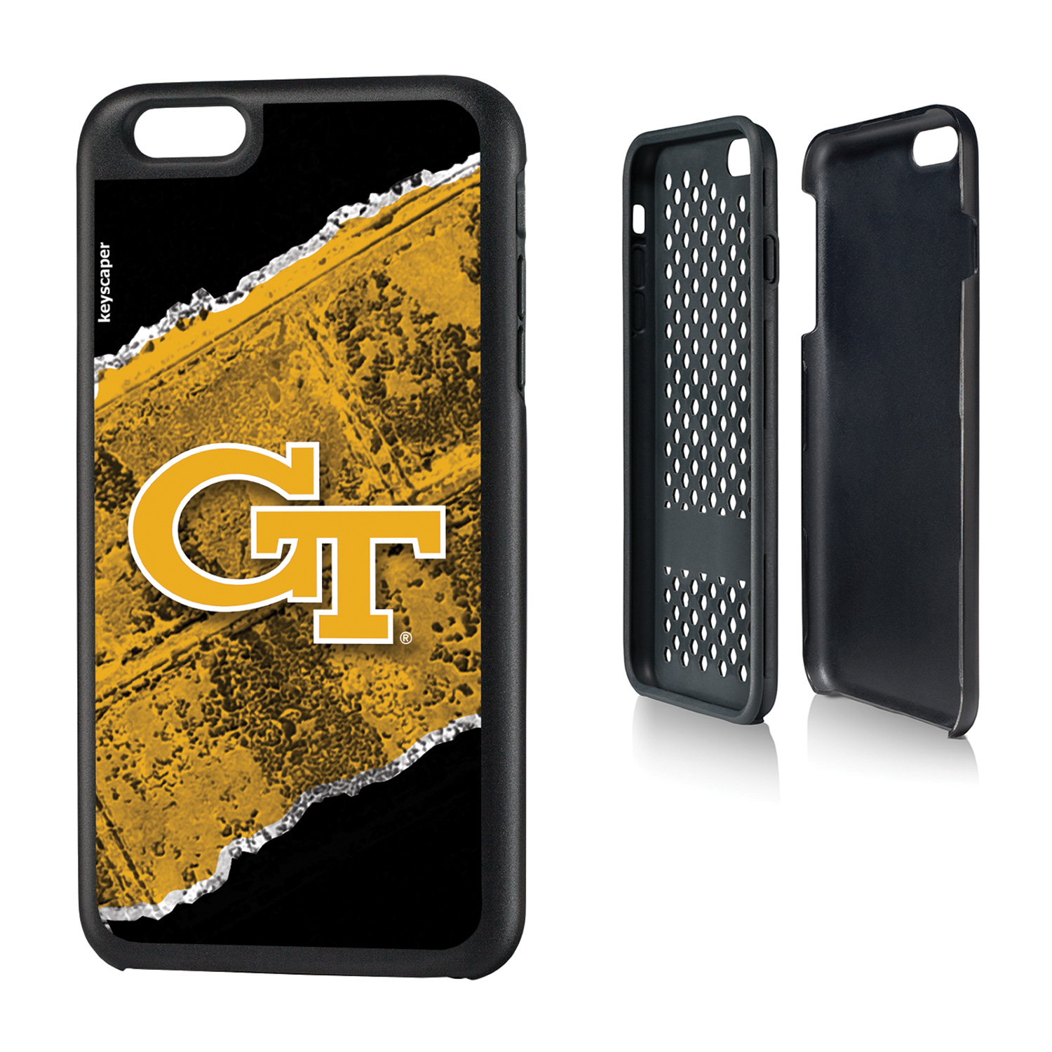 Georgia Tech iPhone 6 Plus and 6s Plus Rugged Case NCAA