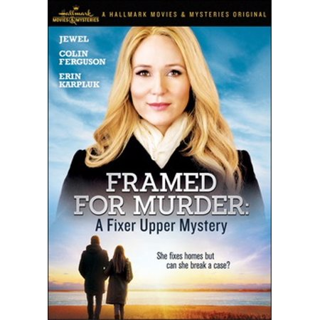 Framed for Murder: A Fixer Upper Mystery - Halloween Murder Mystery Dinner