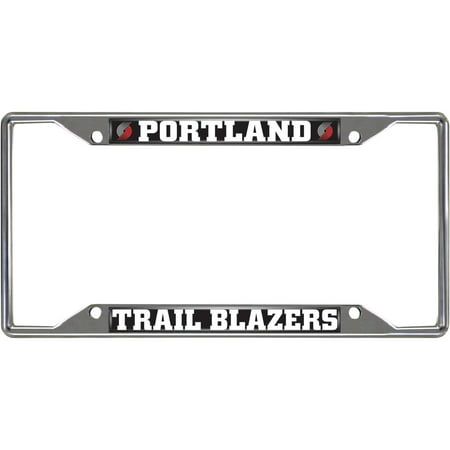 Trail Blazers Halloween (NBA Portland Trail Blazers License Plate)