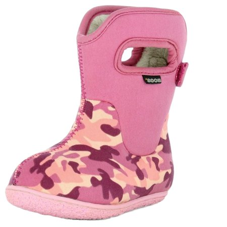 Bogs Boots Girls Kids Baby Classic Rubber Waterproof 71202 ...