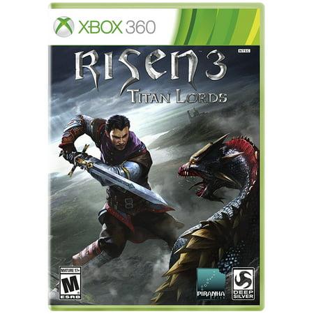 (Xbox 360) Risen 3: Titan Lords (Action - Halloween Action Games Online