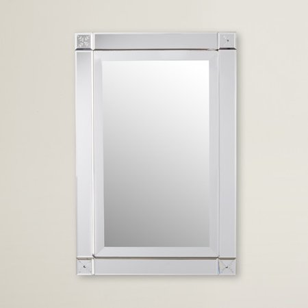Willa Arlo Interiors Contemporary Rectangle Wall Mirror