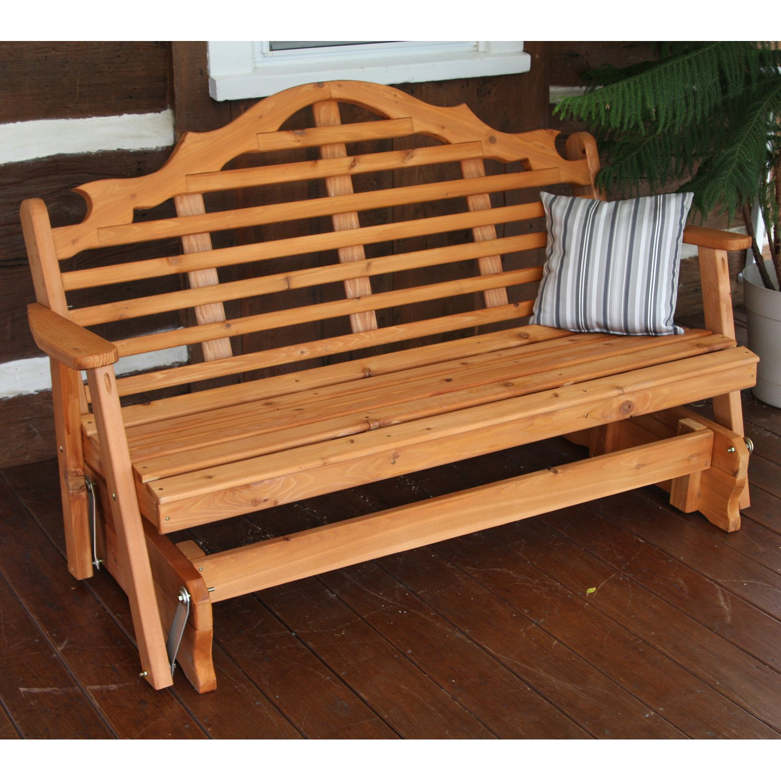 A & L Furniture A ; L Furniture Western Red Cedar Marlbor...