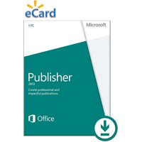 Microsoft Publisher 2013 Spanish (Email Delivery)