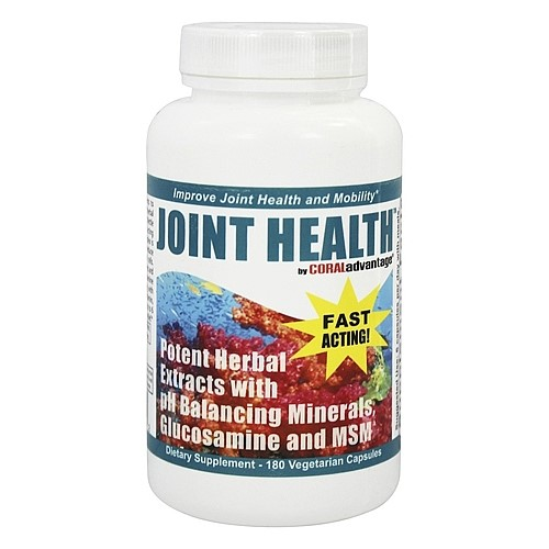 Image of Advanced Nutritional Innovation CORALadvantage Joint Health 180 Vegetarian