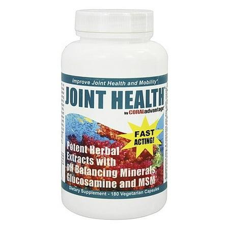 Advanced Nutritional Innovation Coraladvantage Joint Health 180 Vegetarian
