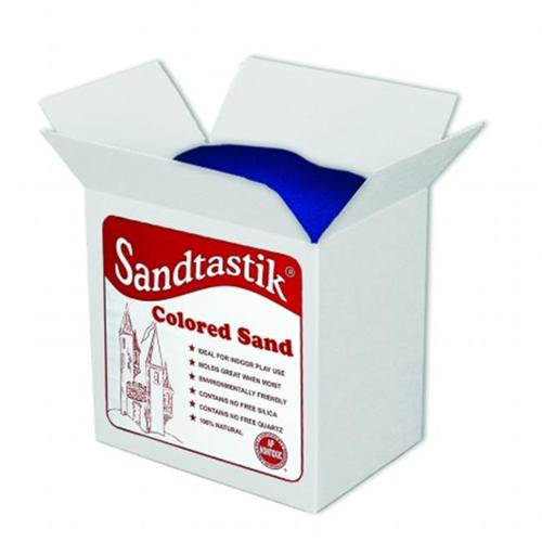 Sandtastik Colored Play Sand-25 lbs.