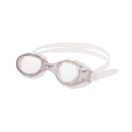 Speedo Hydrospex Classic Recreation Swim Goggle - One Size, Clear