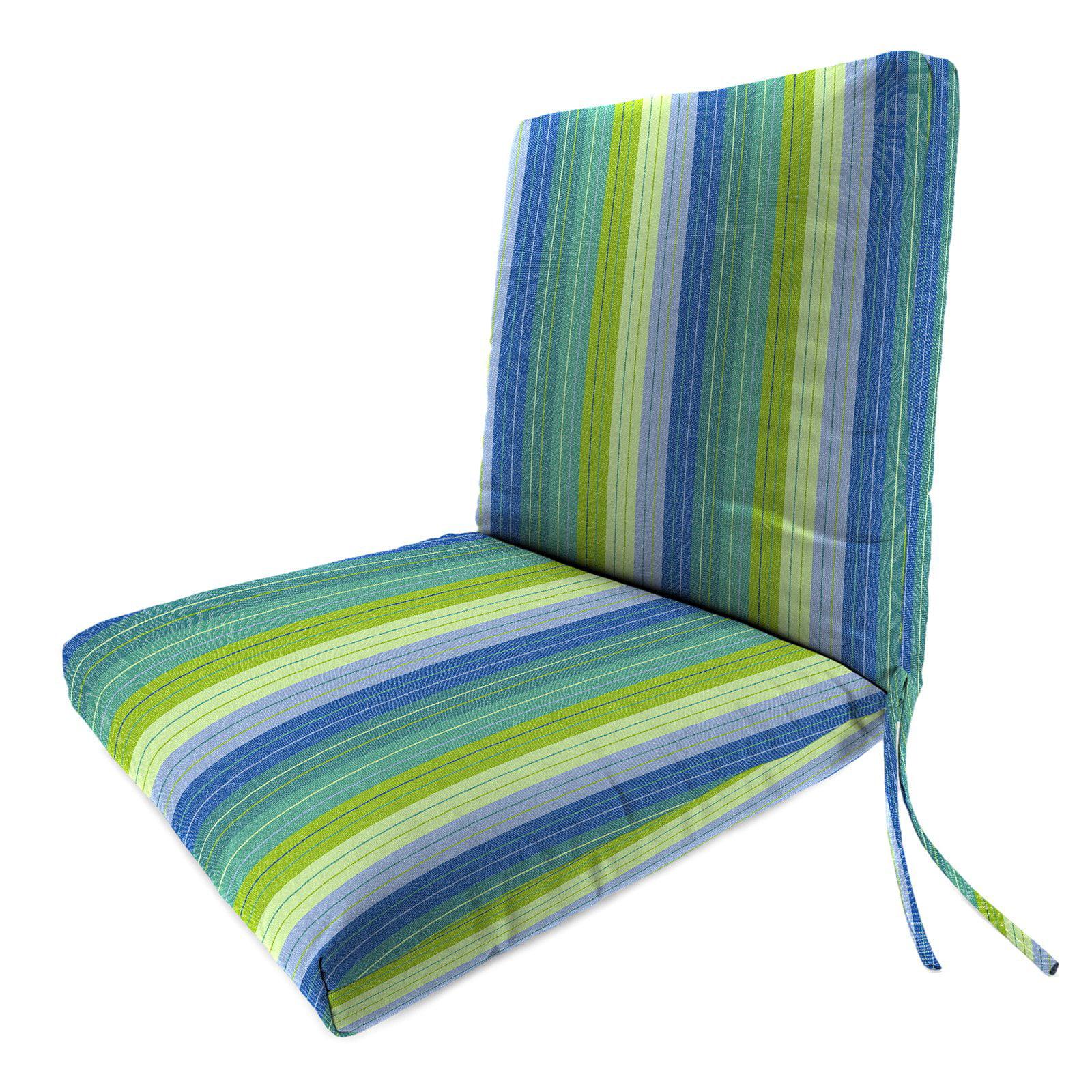 Jordan Manufacturing Sunbrella 44 x 22 in. Dining Chair Cushion