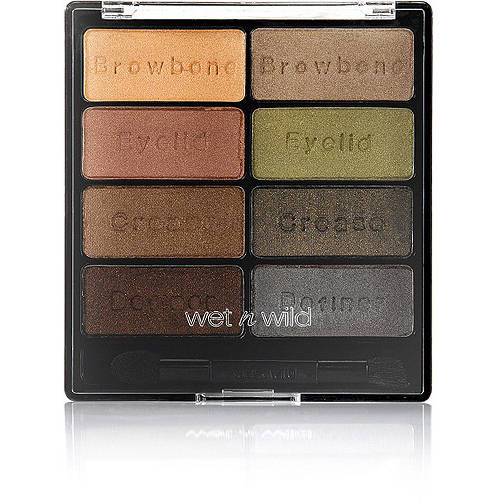 Wet n Wild Color Icon Eye Shadow Collection