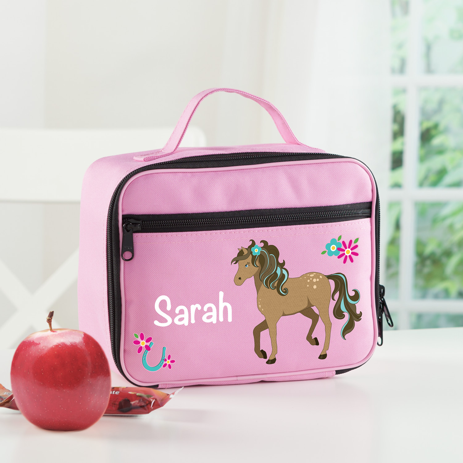 Happy Horse Personalized Lunch Bag
