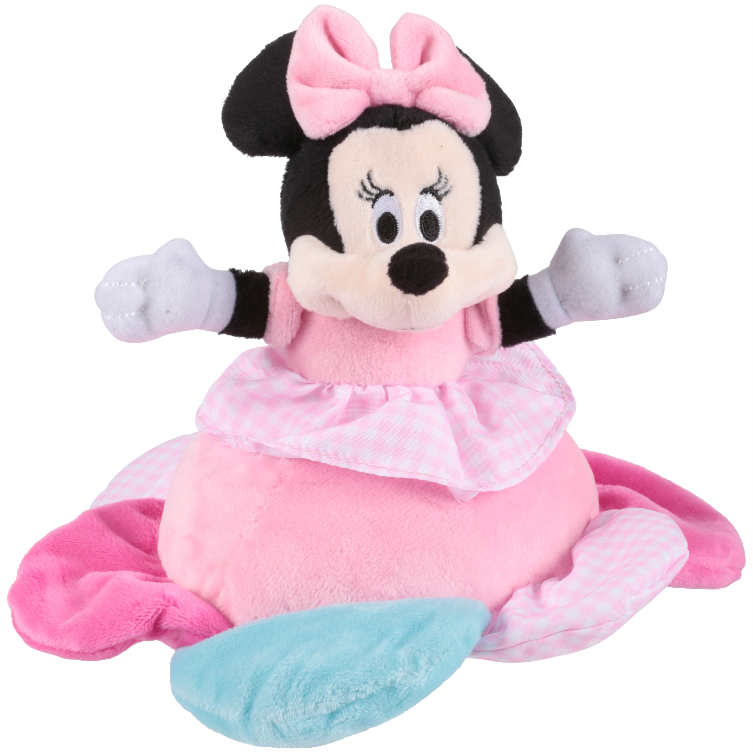 Disney Baby Minnie Mouse Stuffed Toy by Kids Preferred