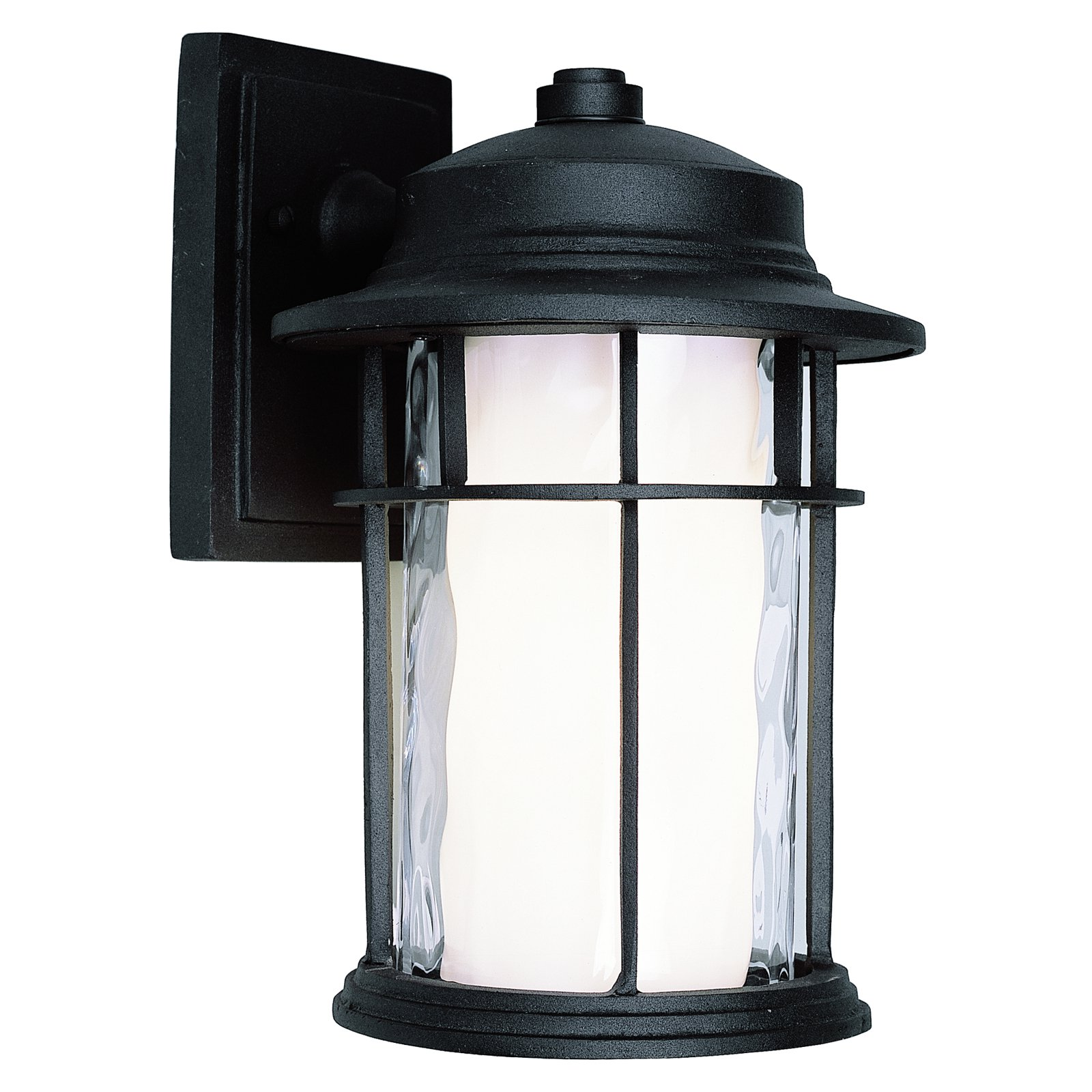 Trans Globe LED-5290 Chimney Wall Lantern - 12H in.
