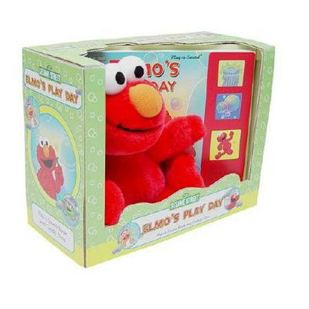 Elmos Play Day Plush Sound Set