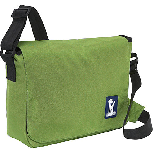 Wildkin Fern Green Kickstart Messenger Bag