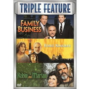 Family Business   First Knight   Robin And Marian by SONY PICTURES HOME ENT