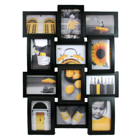 AZ Trading Curve Collage Picture Frame ()