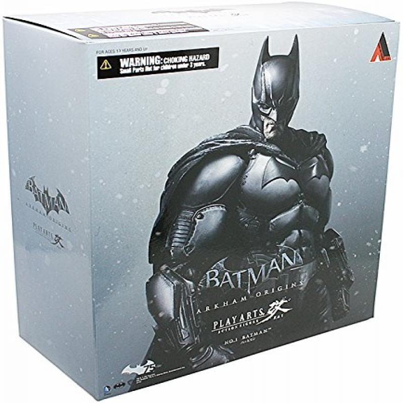 Bandai Tamashii Nations Play Arts Kai Batman Arkham Origins Action Figure by