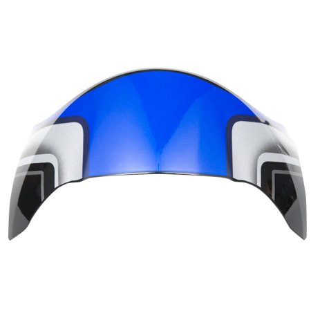 SHOEI Aero Edge Spoiler 2  for X-Twelve Helme Blue, Silver, Black One Size Fits All #236261