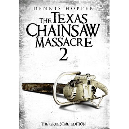 The Texas Chainsaw Massacre 2 (DVD)