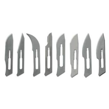 Stainless Steel Surgical Blade #15, 100/bx Stainless Steel Surgical Blade