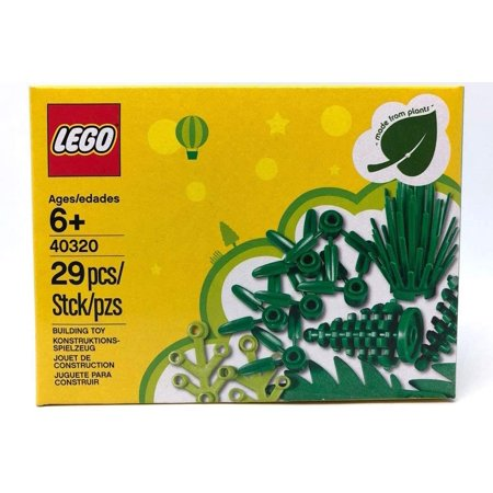 Lego 40320 Plants From Plants Made of Sustainable Materials New with Box
