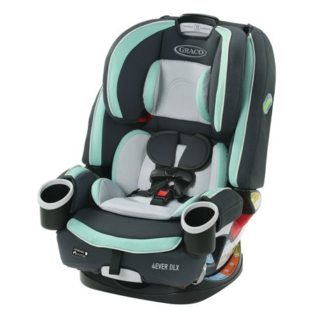 Graco 4Ever DLX 4-in-1 Convertible Car Seat, Pembroke